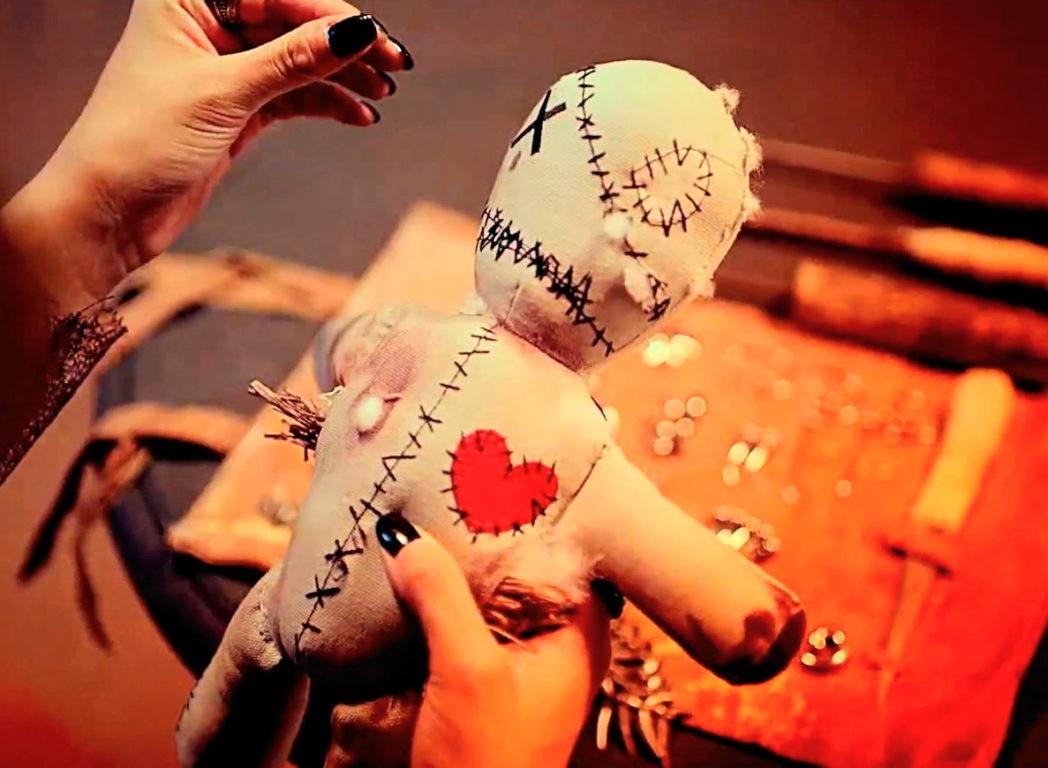 как вернуть мужа с помощью куклы вуду