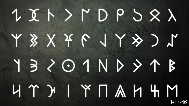 Тюркский рунический алфавит