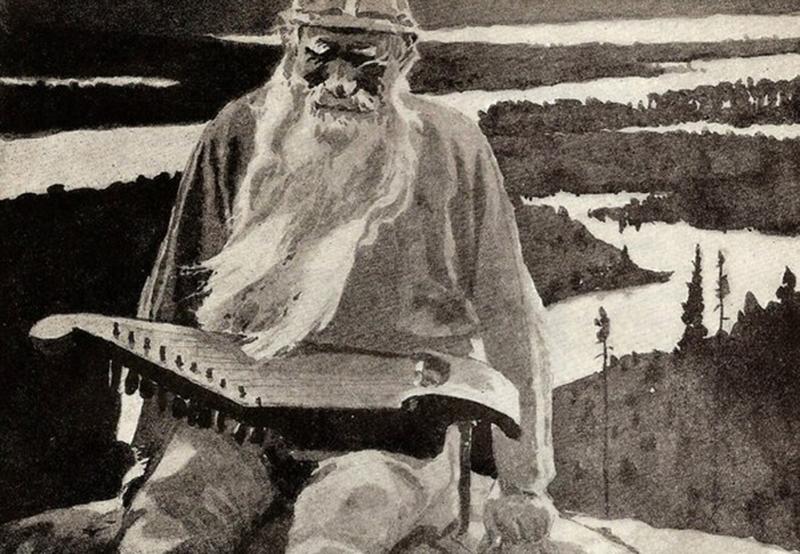 Финские песенные сказания