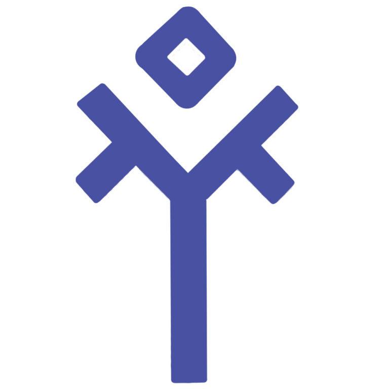 Зимний символ Даждьбог