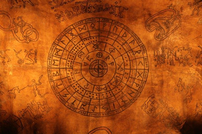 Рунический гороскоп